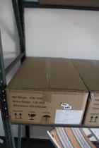 (1086) Box of 6 Kimberly solar ball lights