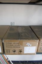 (1084) Box of 6 Kimberly solar ball lights
