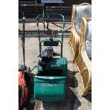 Qualcast petrol 35S lawn mower