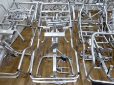 DryCycle aluminium frame and associated aluminium parts