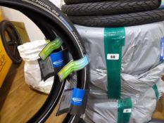 25 Schwalbe Marathon Plus 20'' x 1.75 tyres