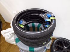 7 Schwalbe Marathon Plus 20'' x 1.75 tyres
