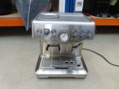 (74) Sage Barista Express coffee machine