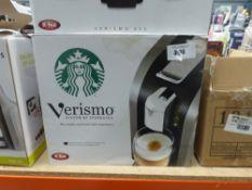 3106 Verisimo coffee machine by Starbucks