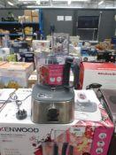 (63) Kenwood Multi pro compact plus food processor