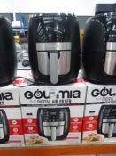Gourmia digital air fryer with box (60)