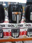 Gourmia digital air fryer with box (59)