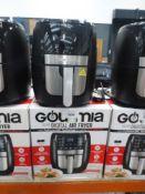 Gourmia digital air fryer with box (61)