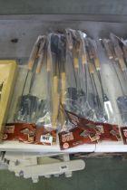 7 packs of BBQ utensils