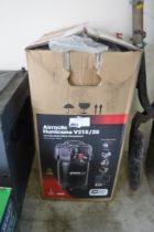 (1075) Boxed Air Mate Hurricane V215.25 oil free direct drive compressor