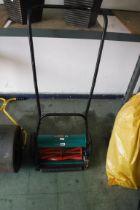 Bosch AHM38 push along lawn mower, no box