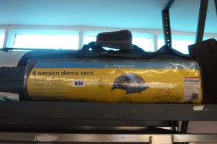 4 person dome tent