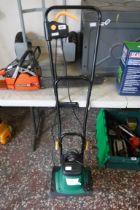 (59) Electric tiller