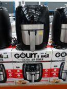 (43) Gourmia digital air fryer