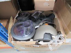 Boxed kitchen food processor