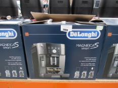 (12) Delonghi Magnifica S Smart coffee machine