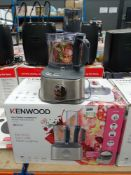 (45) Kenwood Multi Pro compact food processor