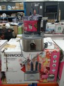 (44) Kenwood Multi Pro compact food processor