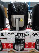 (42) Gourmia digital air fryer