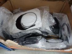 3042 Box of safety visors