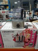 (6) Kenwood Multi Pro compact food processor