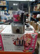 (7) Kenwood Multi Pro compact food processor