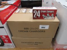 2 boxes of Quick Whip chargers