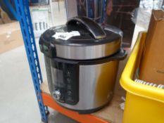 (157) Pressure King pressure cooker