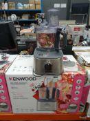 (47) Kenwood Multi Pro compact food processor