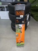 Black & Decker boxed electric strimmer
