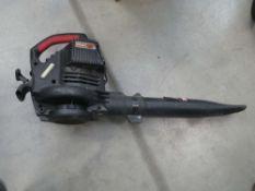 Craftsman petrol powered blow vac