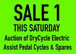 Don't miss out on our additional sale this Saturday