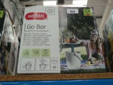 Small Keter boxed Go Bar