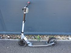Oxelo two wheel scooter