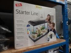 Tetra boxed fish tank