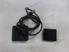 FitBit FB502 watch module with charger (no strap)