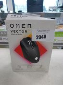 Omen Vector wireless mouse in box