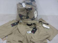 Bag of Levi khaki shorts