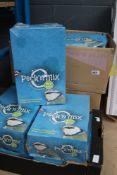 3 large boxes of Peck & Mix bird food