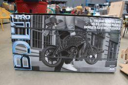 Boxed Jetson electric bike