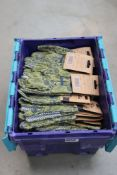 Box of gardening gloves
