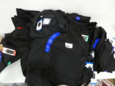 Bag of Jachs Girlfriend blouses, black, ladies mixed sizes all tagged