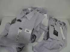 Approx 20 Kirkland checked shirts of various sizes, all tagged
