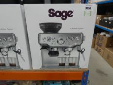 (TN32) Sage Barista Express coffee machine