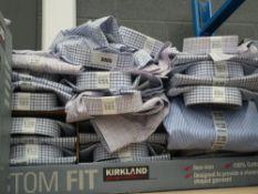 Approx. 35 Kirkland shirts, various designs, various sizes