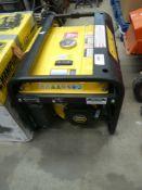 Unboxed Champion petrol powered generator