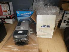 Webasto unit, silver line inverter and a JCR pump