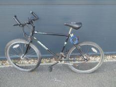 Emmelle gents cycle in black