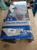 4318 Boxed Triton electric shower