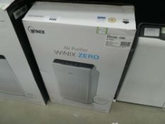 Boxed Winix air purifier